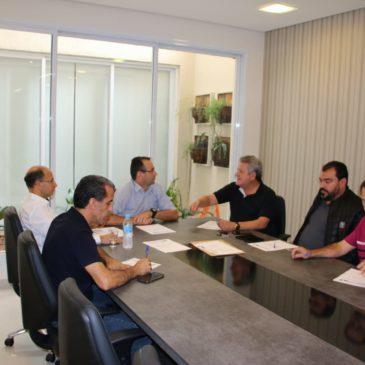 Dirigentes Comerciários da nossa região se reúnem
