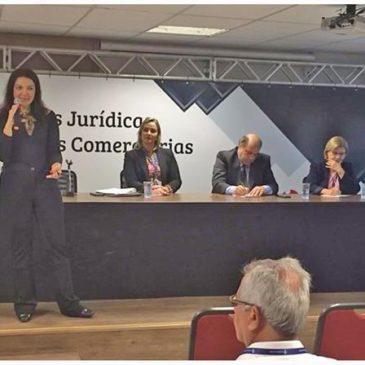 Dra. Zilmara alerta no Congresso que reforma tenta afastar trabalhadores do sindicato