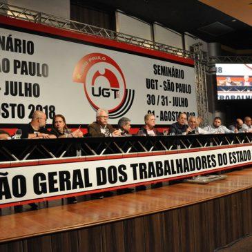 Motta e Chiquinho defendem revisão da reforma trabalhista
