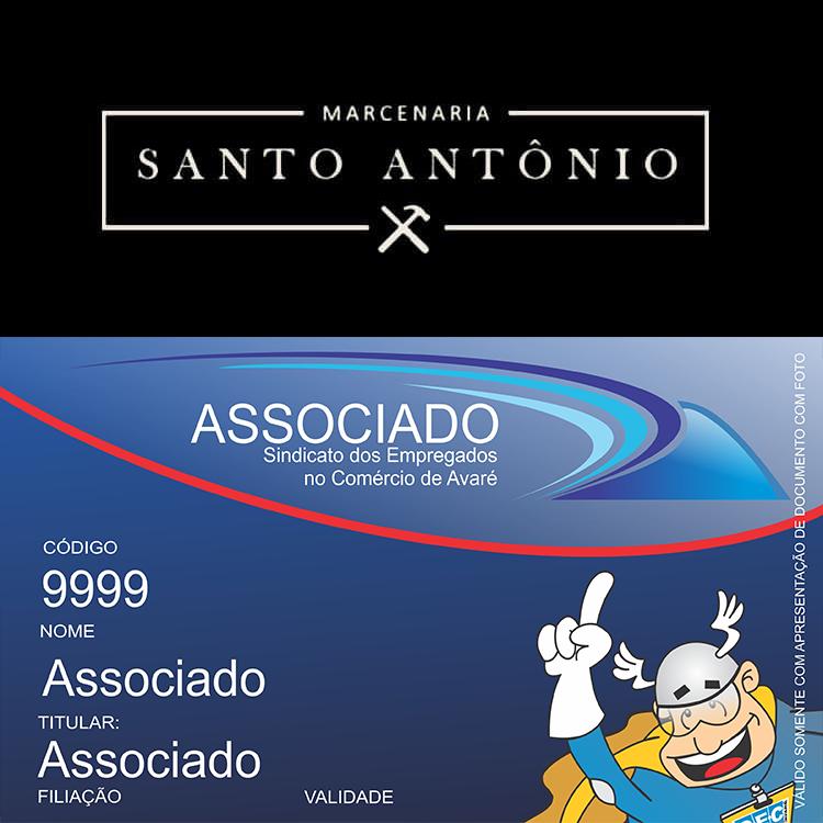 eeb4a3ba4229d Sincomerciários fecha parceria com Marcenaria Santo Antonio ...