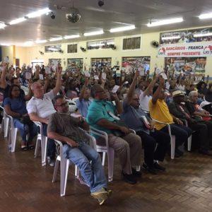 Cerca de 400 sindicalistas participaram do Congresso da Central em Tupã