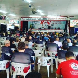 UGT/SP - Congresso em Tupã