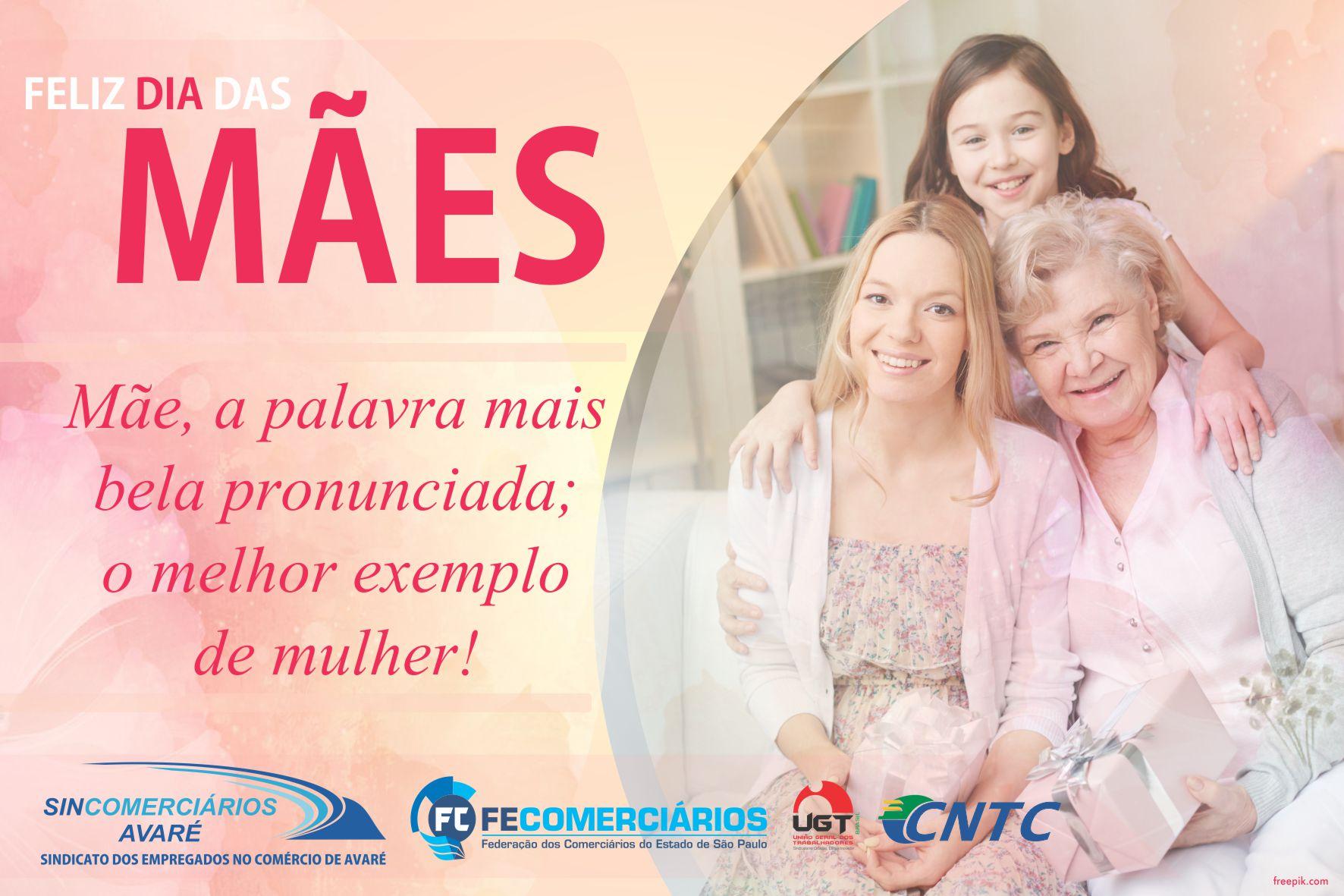 1804e23a1b O Dia das Mães comemorado no segundo domingo de maio, além de celebrar o  laço familiar, é uma das datas mais movimentadas no comércio.
