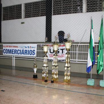 Pontos Copa Futsal do Comércio e Serviços Avaré 2019