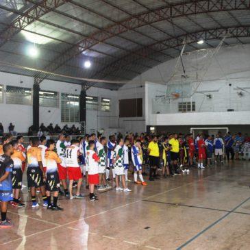 Começou a Copa Futsal do Comércio e Serviços Avaré 2019