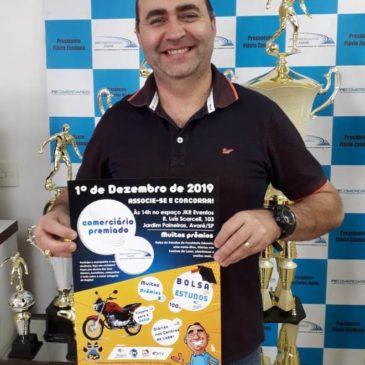 Sincomerciários lança Campanha com sorteio de prêmios