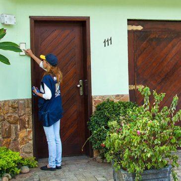 IBGE abre processo seletivo para 2,6 mil vagas para o Censo 2020