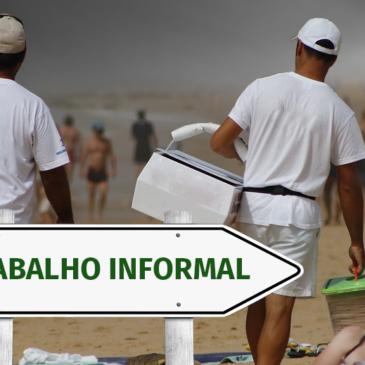 Informalidade no país atinge quase 40 milhões de pessoas, diz IBGE