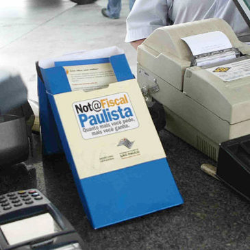 Crédito da Nota Paulista pode ser transferido para o IPVA