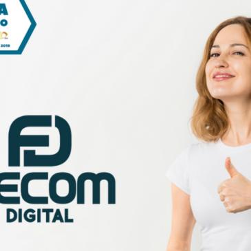 Compra feita pelo Fecom Digital credencia consumidor a participar de sorteios