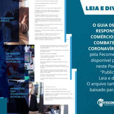 O GUIA DE CONVÍVIO RESPONSÁVEL NO COMÉRCIO